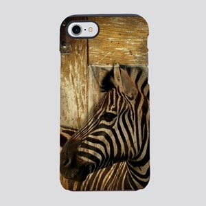 africa wild zebra safari iPhone 8/7 Tough Case