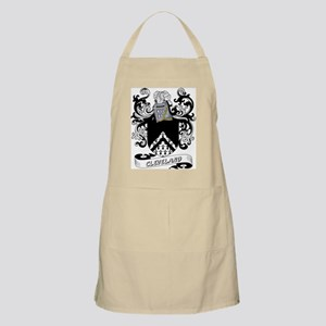 Cleveland Coat of Arms BBQ Apron