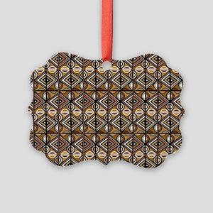 Nouveau Uhuru Picture Ornament