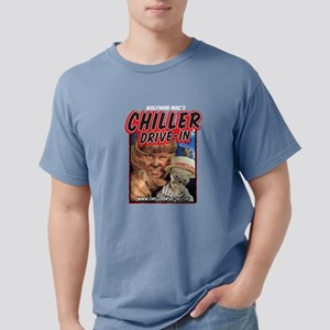 Chiller Drive-In - Mac & Boney - White T-Shirt