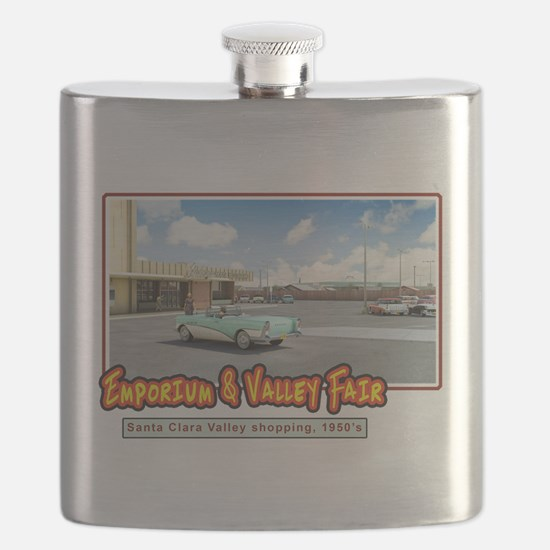 Emporium & Valley Fair Flask
