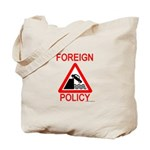 Foreign Policy Tote Bag