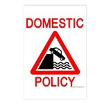 Domestic Policy Postcards (Package of 8)