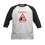 Domestic Policy Kids Baseball Jersey