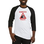 Domestic Policy Baseball Jersey