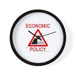 Economic Policy Wall Clock
