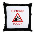 Economic Policy Throw Pillow