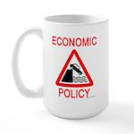 Economic Policy Large Mug