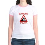 Economic Policy Jr. Ringer T-Shirt