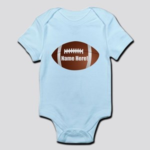 Personalized Football Body Suit