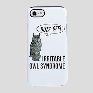 Irritable Owl Syndrome iPhone 8/7 Tough Case