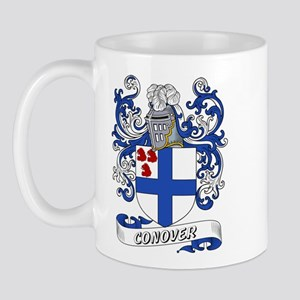 Conover Coat of Arms Mug