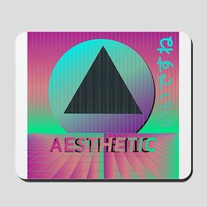 Vaporwave Aesthetic Mousepad