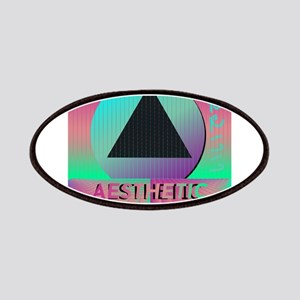 Vaporwave Aesthetic Patch