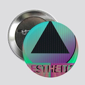 "Vaporwave Aesthetic 2.25"" Button"