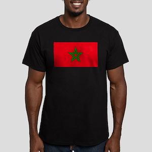 moorish flag, morocco glag, moroccan flag, T-Shirt