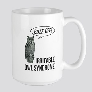 Irritable Owl Syndrome Mugs