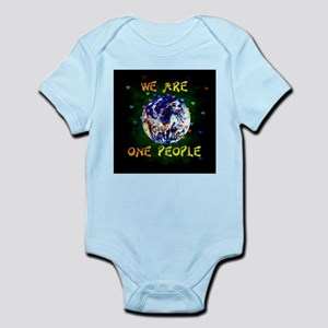 We Are One People Body Suit