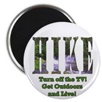 Go For A Hike Magnet