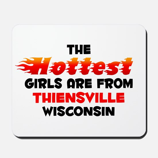 Hot Girls: Thiensville, WI Mousepad