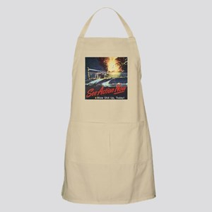 See Action Now, Blow Shit Up  BBQ Apron