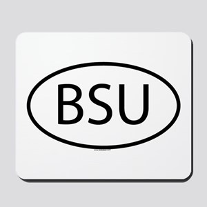 BSU Mousepad