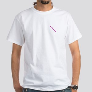 Bassoons Gone Wild White T-Shirt