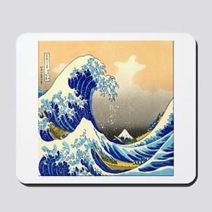 Great Wave Mousepad