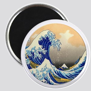 Great Wave Magnet