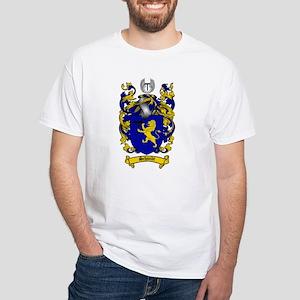 Schmidt Coat of Arms White T-Shirt