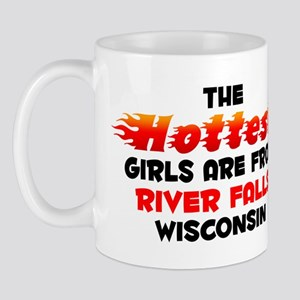 Hot Girls: River Falls, WI Mug