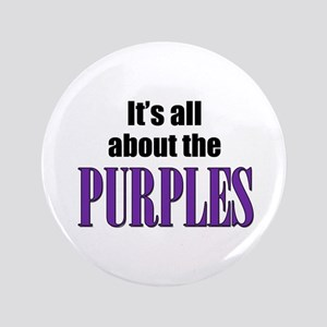 "Purple Victory 3.5"" Button"