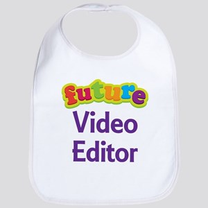 Future Video Editor Baby Bib