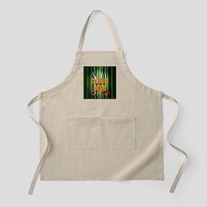 cutting edge BBQ Apron