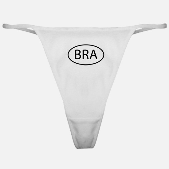 BRA Classic Thong