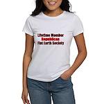 Lifetime Member: Republican F Women's T-Shirt