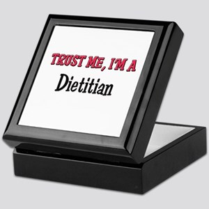 Trust Me I'm a Dietitian Keepsake Box