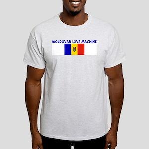 MOLDOVAN LOVE MACHINE Light T-Shirt