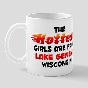 Hot Girls: Lake Geneva, WI Mug