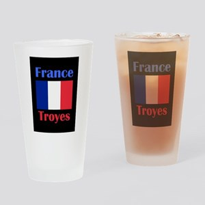 Troyes France Drinking Glass