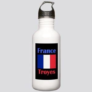 Troyes France Water Bottle