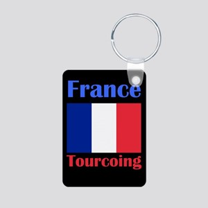 Tourcoing France Keychains