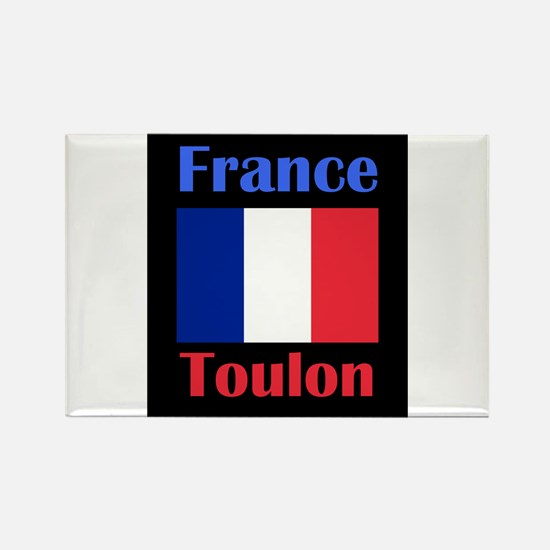 Toulon France Magnets
