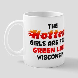 Hot Girls: Green Lake, WI Mug