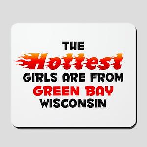 Hot Girls: Green Bay, WI Mousepad