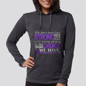 Pancreatic Cancer Long Sleeve T-Shirt