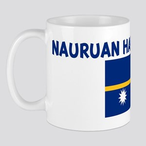 NAURUAN HAVE MORE FUN Mug