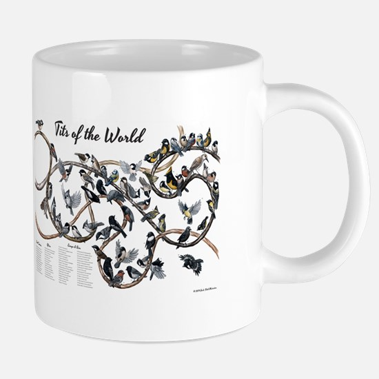 Tits of the World Mugs