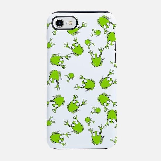 Frog Green iPhone 8/7 Tough Case