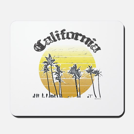 California ~  Mousepad